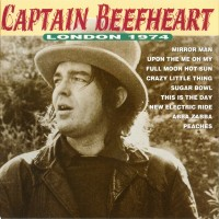 Purchase Captain Beefheart - London 1974