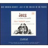 Purchase Dave Brubeck - Jazz At The College Of The Pacific