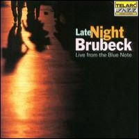 Purchase Dave Brubeck - Late Night Brubeck - Live From The Blue Note