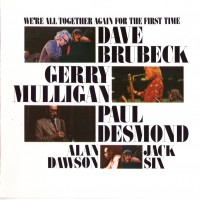 Purchase Dave Brubeck - We're All Together Again For The First Time