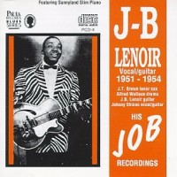 Purchase J.B. Lenoir - His J.O.B. Recordings 1951-1954