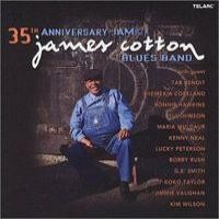 Purchase James Cotton Blues Band - 35th Anniversary Jam