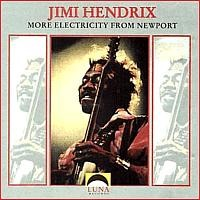 Purchase Jimi Hendrix - More Electricity From Newport