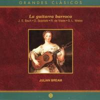 Purchase Julian Bream - Baroque Guitar