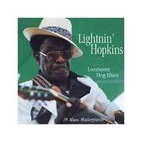 Purchase Lightnin' Hopkins - Lonesome Dog Blues