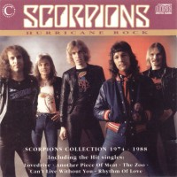 Purchase Scorpions - Hurricane Rock