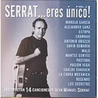 Purchase VA - Serrat... Eres Unico! Vol. 2