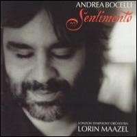 Purchase Andrea Bocelli - Sentimento