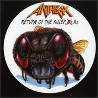 Purchase Anthrax - Return Of The Killer A's