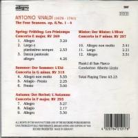 Purchase Antonio Vivaldi - The Four Seasons