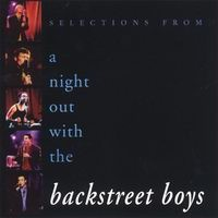Purchase Backstreet Boys - A Night Out With The Backstreet Boys