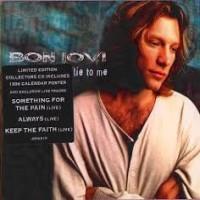Purchase Bon Jovi - Lie To Me (EP)
