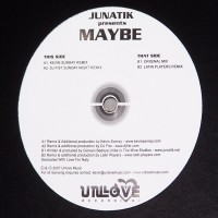 Purchase Junatik - Maybe (UNLVMC001) Vinyl
