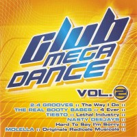 Purchase VA - Club Mega Dance Vol 2