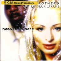 Purchase 2 Brothers on the 4th Floor - Heaven Is Here (CDS)