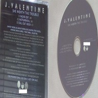 Purchase J Valentine - She Worth The Trouble (Promo CDS)