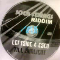 Purchase Leftside & Esco - Till Sunlight-Promo-CDS