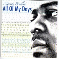 Purchase Marcas Bradley - All Of My Days-Retail