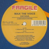 Purchase Max The Voice - FRG072
