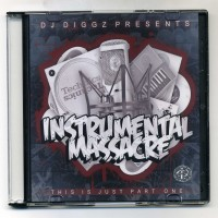 Purchase VA - DJ Diggz-Instrumental Massacre