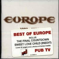 Purchase Europe - Best Of Europe.Disc 1