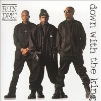 Purchase Run DMC - Down With The Kin g