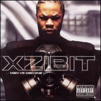 Purchase Xzibit - Man Vs. Machine