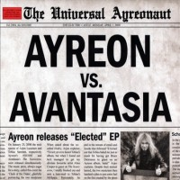 Purchase Ayreon VS Avantasia - Elected (EP)