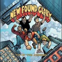 Purchase New Found Glory - Tip Of The Iceberg