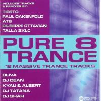 Purchase VA - Pure Trance Vol.8