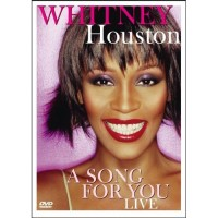 Purchase Whitney Houston - A Song For You Live