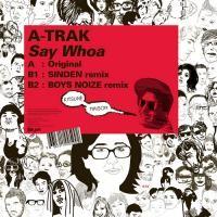 Purchase A-Trak - Say Whoa (EP)