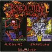 Purchase Benediction - Grind Bastard & Organized Chaos CD1