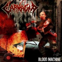 Purchase Carnagia - Blood Machine