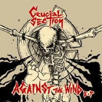 Purchase Crucial Section - Against The Wind