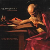 Purchase E.S. Posthumus - Cartographer - Luna Sans