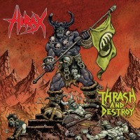 Purchase Hirax - Thrash And Destroy