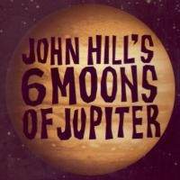 Purchase John Hill - 6 Moons Of Jupiter