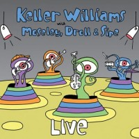 Purchase Keller Williams With Moseley, Droll & Sipe - Live CD1