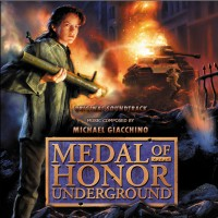 Purchase Michael Giacchino - Medal of Honor: Underground