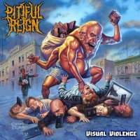 Purchase Pitiful Reign - Visual Violence
