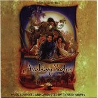 Purchase Richard Harvey - Arabian Nights