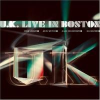 Purchase U.K. - Live In Boston