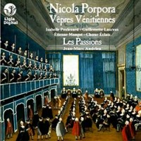 Purchase Nicola Porpora - Les Passions