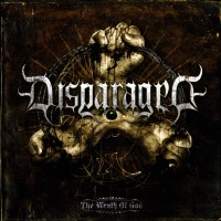 Purchase Disparaged - The Wrath Of God