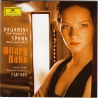 Purchase Hilary Hahn - Paganini/Spohr: Violin Concertos