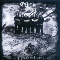 Purchase Officium Triste - Charcoal Hearts (15 Years Of Hurt)