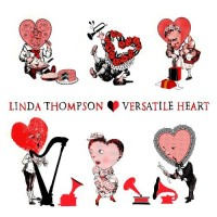 Purchase Linda Thompson - Versatile Heart