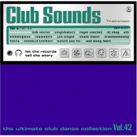 Purchase VA - Club Sounds Vol.42 CD1