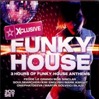 Purchase VA - Xclusive Funky House CD3